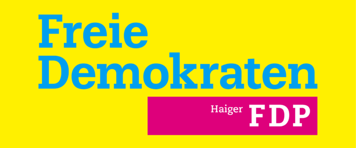 FDP Haiger freut sich über Antragserfolg im Parlament